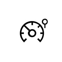 Kontrolky omezovače rychlosti, tempomatu aadaptivního tempomatu