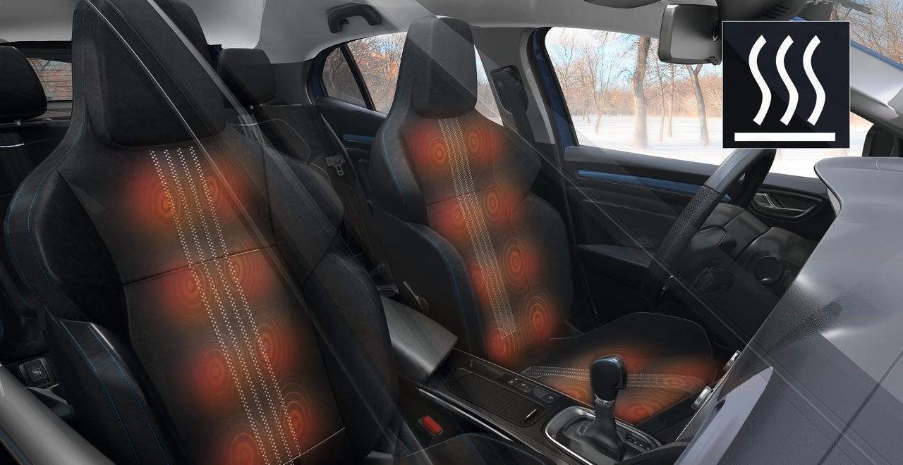 Využijte pohodlí vašeho vozidla naplno
