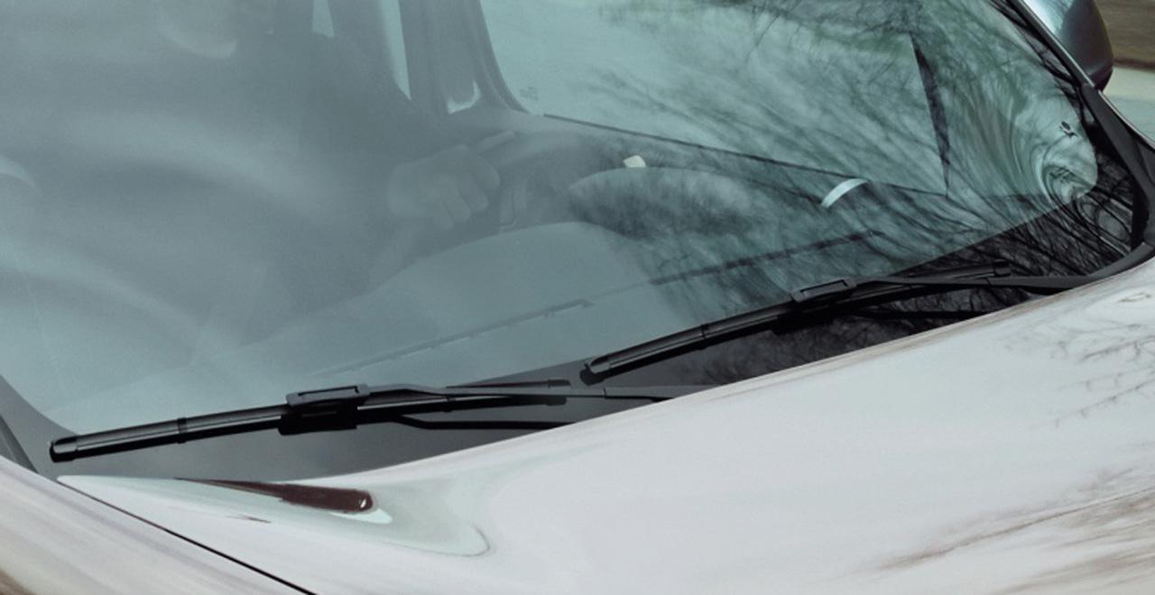 Postarejte se osvé vozidlo (stěrače)