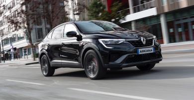 Nový Renault Arkana