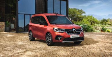 Nový Renault Kangoo