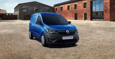 Nový Renault Express