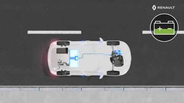 E-TECH PLUG-IN HYBRID - Automatická převodovka E-TECH v více režimy