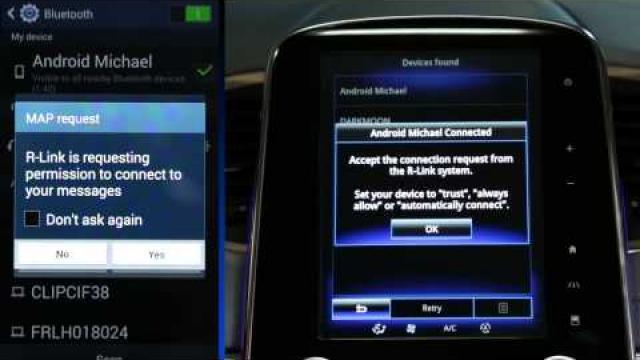 Jak spárovat chytrý telefon se systémem Android?